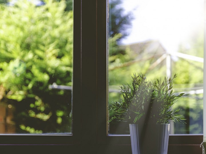 Opening up about double glazing